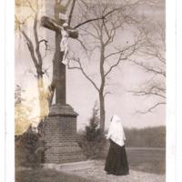 Ilchester - Cemetery Crucifix
