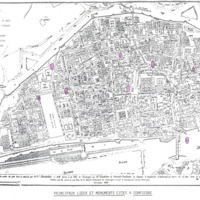 Carte de Compiegne, 1734