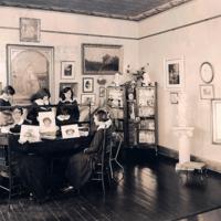 Notre Dame Academy - Dayton, 1920s Arts Studio