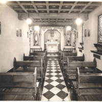 St Catherine of Genoa Chapel Interior