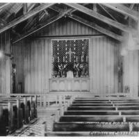 Ilchester - Corpus Christi Chapel Interior