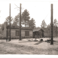 Log Cabin - Southern Pines