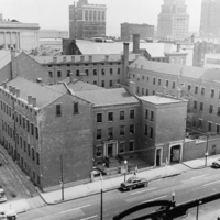 Sixth Street Aerial View