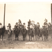 Notre Dame Academy - Southern Pines, Horse Riding