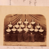 Lowell Sister Desirée with other Sisters