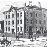 St Joseph Academy - Columbus, Sketch