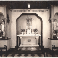 St Catherine of Genoa Chapel Altar