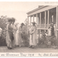 1918AlumnaeDayStMaryHall.jpg