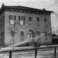 Hamilton Convent, pre-1891