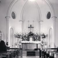 Rich Street Chapel, 1955
