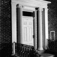 Sixth Street Door