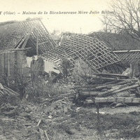 Destruction of St Julie's Family Home