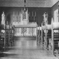 Hamilton Convent Chapel, early