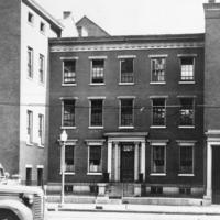 Sixth Street Convent Entrance