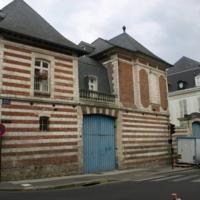 Hôtel Blin de Bourdon à Amiens
