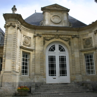 Évêché à Amiens