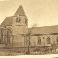 St Eloi Reconstruction Exterior