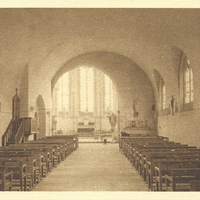 St Eloi Reconstruction Interior