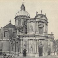 St Aubain Cathedral exterior