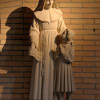Namur chapel statue
